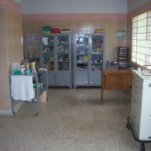 Servicio Farmacéutico.