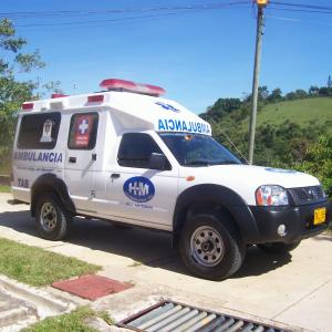 Solicitar Servicio de Urgencias.