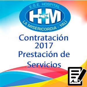 Contrato Prestación Servicios 2017