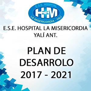 Plan de desarrollo 2017 - 2021
