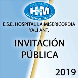 Invitación Pública - Servicios de Asesoría Jurídica 2020