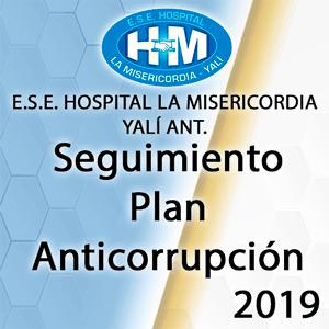 Informe Seguimiento al Plan Anticorrupción Enero-Abril 2019