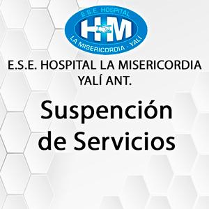 Notificación cierre servicios a usuarios MEDIMÁS EPS