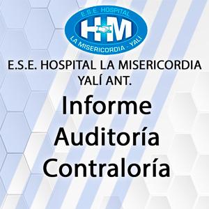 Irforme Preliminar de Auditoría Regular Vigencia 2017
